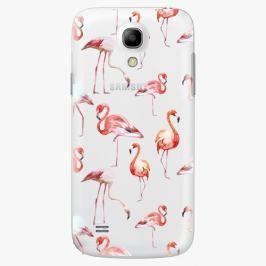 Plastový kryt iSaprio - Flami Pattern 01 - Samsung Galaxy S4 Mini