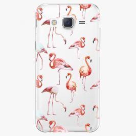 Plastový kryt iSaprio - Flami Pattern 01 - Samsung Galaxy Core Prime