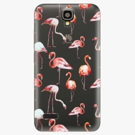 Plastový kryt iSaprio - Flami Pattern 01 - Huawei Ascend Y5