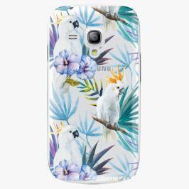 Plastový kryt iSaprio - Parrot Pattern 01 - Samsung Galaxy S3 Mini