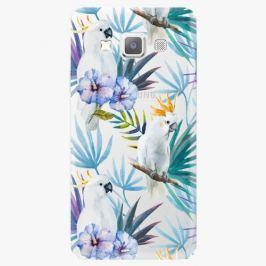 Plastový kryt iSaprio - Parrot Pattern 01 - Samsung Galaxy A7