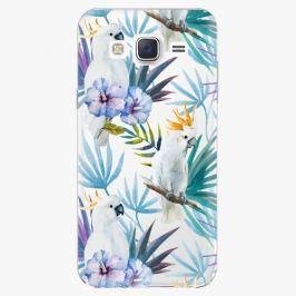 Plastový kryt iSaprio - Parrot Pattern 01 - Samsung Galaxy Core Prime