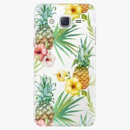 Plastový kryt iSaprio - Pineapple Pattern 02 - Samsung Galaxy J5