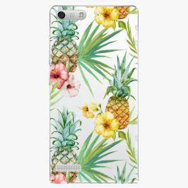 Plastový kryt iSaprio - Pineapple Pattern 02 - Huawei Ascend G6