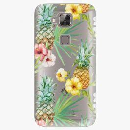 Plastový kryt iSaprio - Pineapple Pattern 02 - Huawei Ascend G8