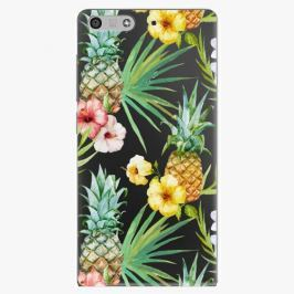 Plastový kryt iSaprio - Pineapple Pattern 02 - Huawei Ascend P7 Mini