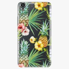 Plastový kryt iSaprio - Pineapple Pattern 02 - Huawei Ascend Y6