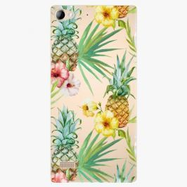 Plastový kryt iSaprio - Pineapple Pattern 02 - Lenovo Vibe X2