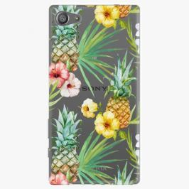 Plastový kryt iSaprio - Pineapple Pattern 02 - Sony Xperia Z5 Compact
