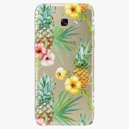 Plastový kryt iSaprio - Pineapple Pattern 02 - Samsung Galaxy A5 2017
