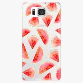 Plastový kryt iSaprio - Melon Pattern 02 - Samsung Galaxy Alpha