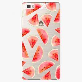 Plastový kryt iSaprio - Melon Pattern 02 - Huawei Ascend P8 Lite