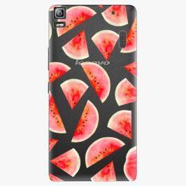 Plastový kryt iSaprio - Melon Pattern 02 - Lenovo A7000