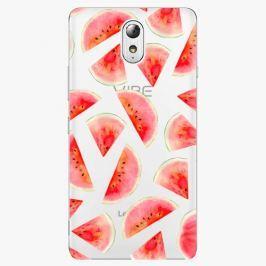 Plastový kryt iSaprio - Melon Pattern 02 - Lenovo P1m