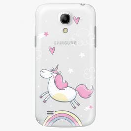 Plastový kryt iSaprio - Unicorn 01 - Samsung Galaxy S4 Mini