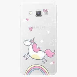 Plastový kryt iSaprio - Unicorn 01 - Samsung Galaxy A7