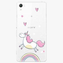 Plastový kryt iSaprio - Unicorn 01 - Sony Xperia Z2
