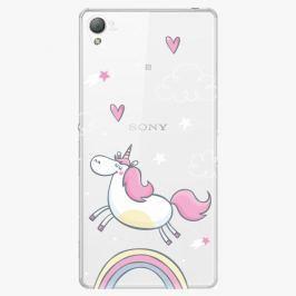 Plastový kryt iSaprio - Unicorn 01 - Sony Xperia Z3