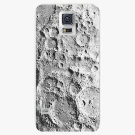 Plastový kryt iSaprio - Moon Surface - Samsung Galaxy S5