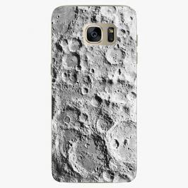 Plastový kryt iSaprio - Moon Surface - Samsung Galaxy S7 Edge