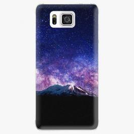 Plastový kryt iSaprio - Milky Way - Samsung Galaxy Alpha