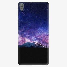 Plastový kryt iSaprio - Milky Way - Sony Xperia E5