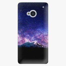 Plastový kryt iSaprio - Milky Way - HTC One M7