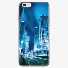 Plastový kryt iSaprio - Night City Blue - iPhone 6 Plus/6S Plus