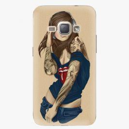 Plastový kryt iSaprio - Girl 03 - Samsung Galaxy J1 2016