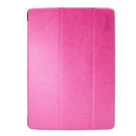 Kožený kryt / pouzdro Smart Cover iSaprio pro iPad 9.7 (2017) růžový
