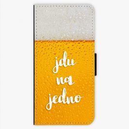 Flipové pouzdro iSaprio - Jdu na jedno - Samsung Galaxy S8