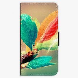 Flipové pouzdro iSaprio - Autumn 02 - iPhone 7 Plus