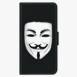 Flipové pouzdro iSaprio - Vendeta - iPhone 5/5S/SE