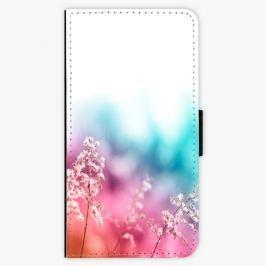 Flipové pouzdro iSaprio - Rainbow Grass - Samsung Galaxy J7 2017