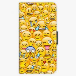 Flipové pouzdro iSaprio - Emoji - Sony Xperia X Compact