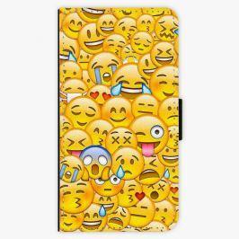 Flipové pouzdro iSaprio - Emoji - Lenovo Moto G4 / G4 Plus