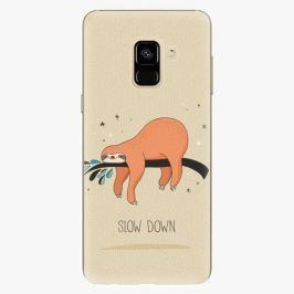 Plastový kryt iSaprio - Slow Down - Samsung Galaxy A8 2018