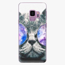 Plastový kryt iSaprio - Galaxy Cat - Samsung Galaxy S9