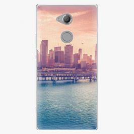 Plastový kryt iSaprio - Morning in a City - Sony Xperia XA2 Ultra
