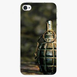 Plastový kryt iSaprio - Grenade - iPhone 4/4S