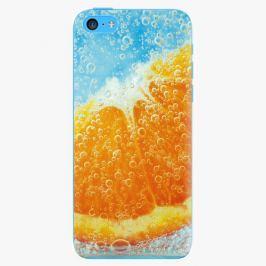Plastový kryt iSaprio - Orange Water - iPhone 5C