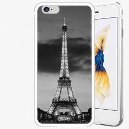 Plastový kryt iSaprio - Midnight in Paris - iPhone 6/6S - Silver