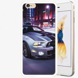 Plastový kryt iSaprio - Mustang - iPhone 6 Plus/6S Plus - Gold