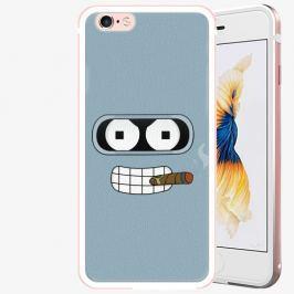 Plastový kryt iSaprio - Bender - iPhone 6 Plus/6S Plus - Rose Gold