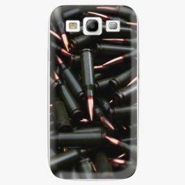 Plastový kryt iSaprio - Black Bullet - Samsung Galaxy S3