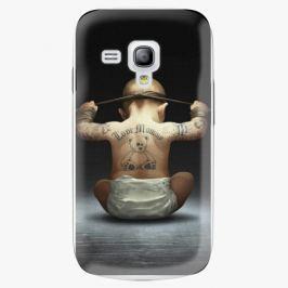 Plastový kryt iSaprio - Crazy Baby - Samsung Galaxy S3 Mini