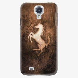 Plastový kryt iSaprio - Vintage Horse - Samsung Galaxy S4