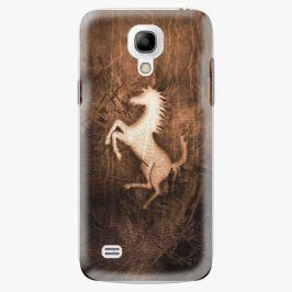 Plastový kryt iSaprio - Vintage Horse - Samsung Galaxy S4 Mini