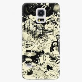 Plastový kryt iSaprio - Underground - Samsung Galaxy S5 Mini