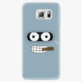 Plastový kryt iSaprio - Bender - Samsung Galaxy S6